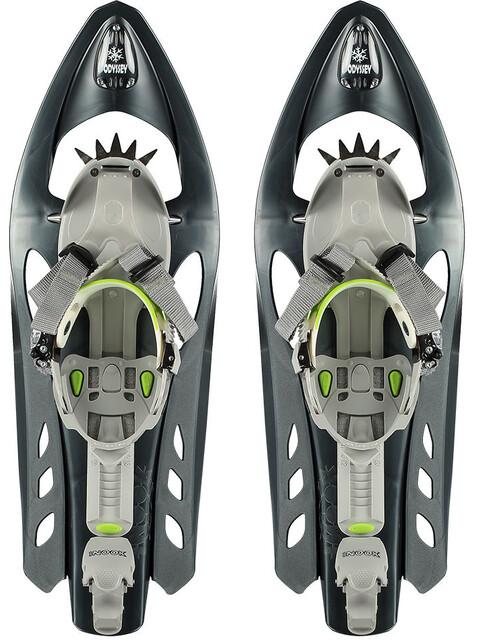 INOOK Odyssey - Raquetas de nieve de aluminio - con funda gris/negro